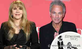 Fleetwood Mac vet Lindsey Buckingham, 71, claims Stevie Nicks, 73, is STILL in love with him