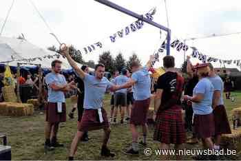 Recordaantal deelnemende clans op Overbroekse Highlandgames