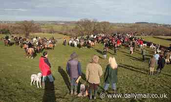 Girl, two, 'dies in front of her family after falling off pony at The Bedale Hunt'