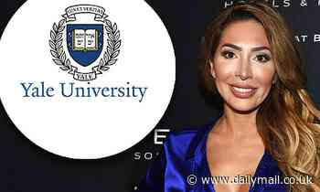 Farrah Abraham searches for a law school just weeks after detailing 'educational abuse' at Harvard