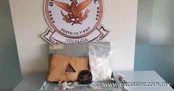 Guardia Nacional asegura crystal y mariguana en Cabo San Lucas - Excélsior