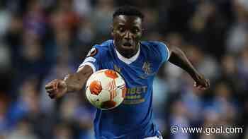 Sakala scores first Rangers goal against Mugabi's Motherwell