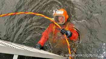 Oschersleben: In der Kläranlage tauchen - dort wo sonst keiner schwimmt - Volksstimme