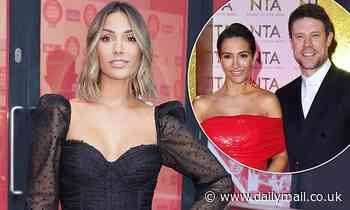 Frankie Bridge divulges her experience living with her in-laws and says she doesn't know 'different'