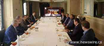 Guanajuato state international working tour in the United States