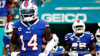 Stefon Diggs extends Bills lead to 14-0