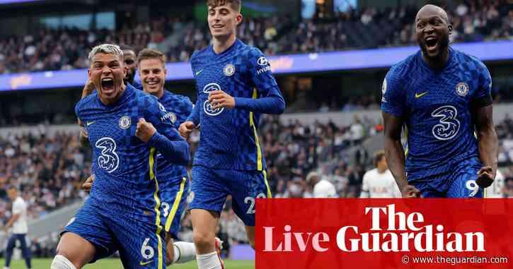 Tottenham 0-3 Chelsea: Premier League – reaction!
