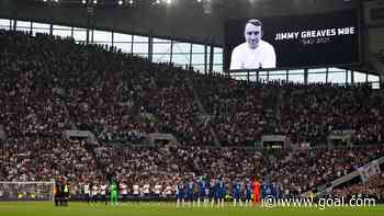 'It's frightening how good he was' - Kane, Tottenham and Chelsea pay tribute to Greaves
