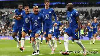 Ruthless Chelsea brush aside Spurs