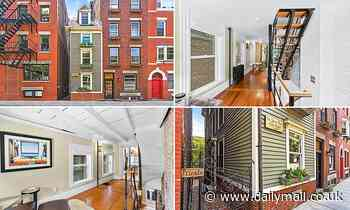 Boston's 'Skinny House,' sells for more than $1.2 million