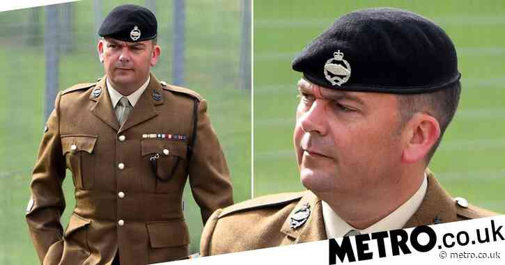 Army officer avoids dismissal after sexually assaulting soldier in taxi