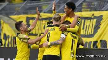 Haaland brace as Dortmund cruise past Union Berlin