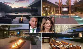 Lori Loughlin and fashion designer husband drop $13M on Palm Desert vacation home