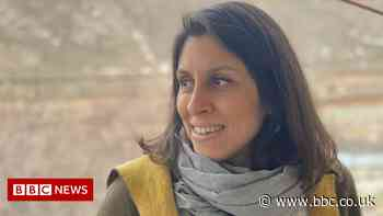 Nazanin's husband talks to Truss about detained wife