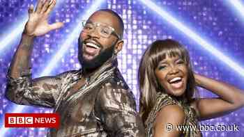 Strictly champ Oti Mabuse goes for hat-trick with rugby star Ugo Monye
