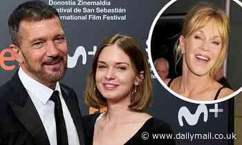 Melanie Griffith and Antonio Banderas' daughter Stella Banderas, 24, looks stunning