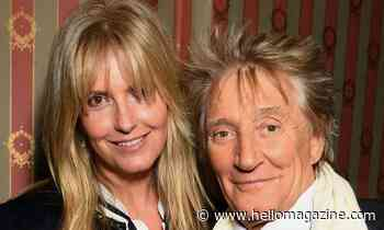 Penny Lancaster sparks debate in latest photo with husband Rod Stewart
