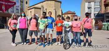 Vuelta benéfica por los niños - La Rioja