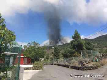 El volcán de La Palma, en imágenes - La Rioja