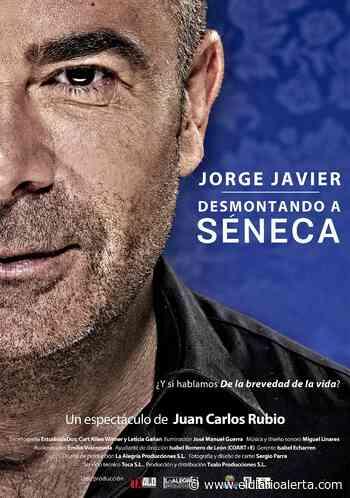 LA RIOJA.-Suspendidas las funciones para este domingo de Jorge Javier Vázquez en el teatro Bretón por enfermedad del actor - Alerta
