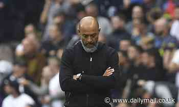 Nuno Espirito Santo admits Tottenham need to be more consistent after COLLAPSING against Chelsea
