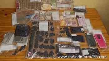 Cinco detenidos por narcomenudeo en Cutral Co - Mejor Informado