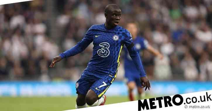 Thomas Tuchel explains decision to replace Mason Mount with N'Golo Kante at half-time against Tottenham