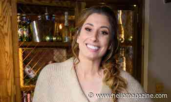 Stacey Solomon's son Leighton takes after his mum in adorable video amid hospital preparation