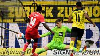 Awoniyi's Union Berlin surrender unbeaten Bundesliga run to Borussia Dortmund