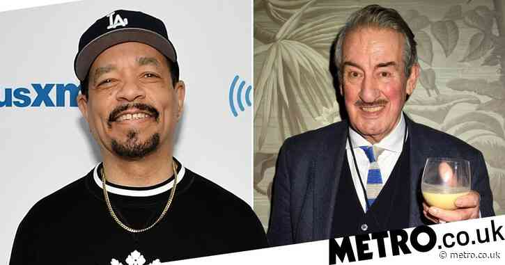 Ice T pays tribute to Only Fools and Horses star John Challis as he remembers his 'internet friend'