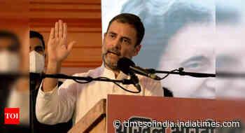 Punjab: Rahul behind shake-up that started 4 months back