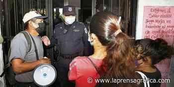 Denuncian bloqueo a proyectos de agua en Panchimalco - La Prensa Grafica