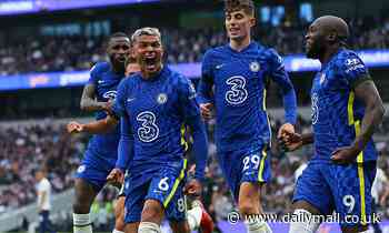 Graeme Souness and Micah Richards laud dominant Chelsea's belief and quality