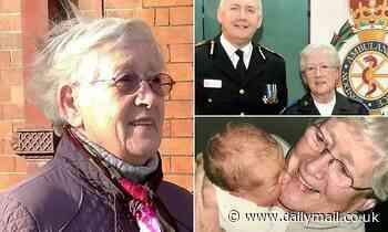 Retired NHS worker suffered a 'slow' death after medics accidentally put a feeding tube in her lung