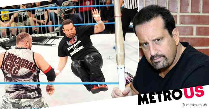 Tommy Dreamer insists he didn't mean to 'victim shame' as he addresses controversial Dark Side of the Ring comments