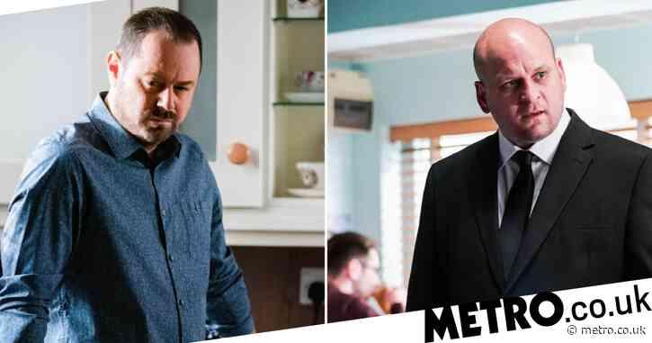 EastEnders spoilers: Danger as Stuart and Mick's feud explodes again