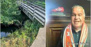 Lichaam bejaarde fietser in beek gevonden in Moorsele | Wevelgem | hln.be - Het Laatste Nieuws