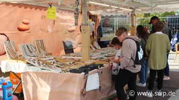 Horaffenland in Crailsheim: Volksfest-Gefühle stellen sich ein: Das Finale naht - SWP