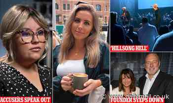 Allegations woman was raped at Hillsong Church as Brian Houston steps down from board
