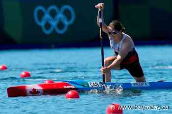 Canada's Katie Vincent claims world sprint canoe gold after Olympic bronze