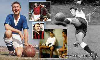 Greavsie in his own words: Jimmy Greaves talks England, the 1966 World Cup, and what came next...