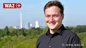 Herne: Jacob Liedtke will für die Grünen in den Bundestag - Westdeutsche Allgemeine Zeitung