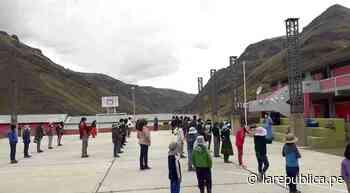 Moquegua y Tacna experimentan el retorno progresivo a clases - La República Perú