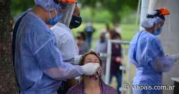 Coronavirus en Córdoba: dos muertes, 76 contagios y sin nuevos casos de la variante Delta - Vía País