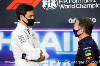 La otra guerra Red Bull-Mercedes: el 25% de los pilotos de Fórmula 1 en 2022 serán del equipo de Max... - Motorpasión