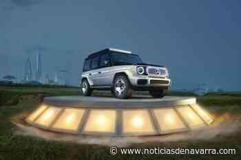Mercedes EQG y Smart Concept #1: Mercedes nos invita a soñar - Noticias de Navarra