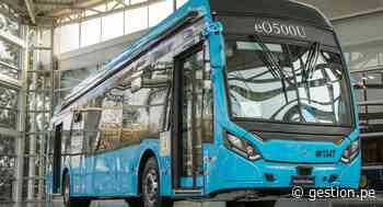 Perú | Mercedes Benz traerá buses eléctricos desde mediados del 2022 | ECONOMIA - Diario Gestión