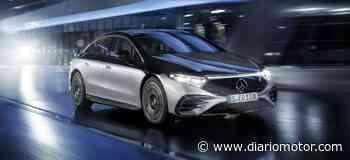 Mercedes EQS: ¿cuánto cuesta el eléctrico más avanzado del momento? - Diariomotor