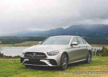 Mercedes-Benz E350, el primer sedán híbrido de lujo de la firma alemana - El Espectador
