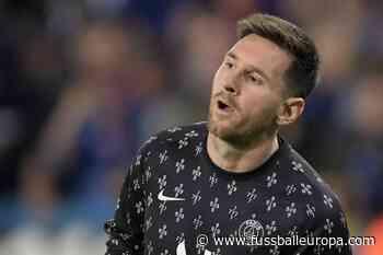 PSG ist durch Messi-Wechsel schwächer, sagt eine England-Legende - Fussball Europa